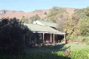 howick accommodation • Accommodation • Mount Park Guest Farm