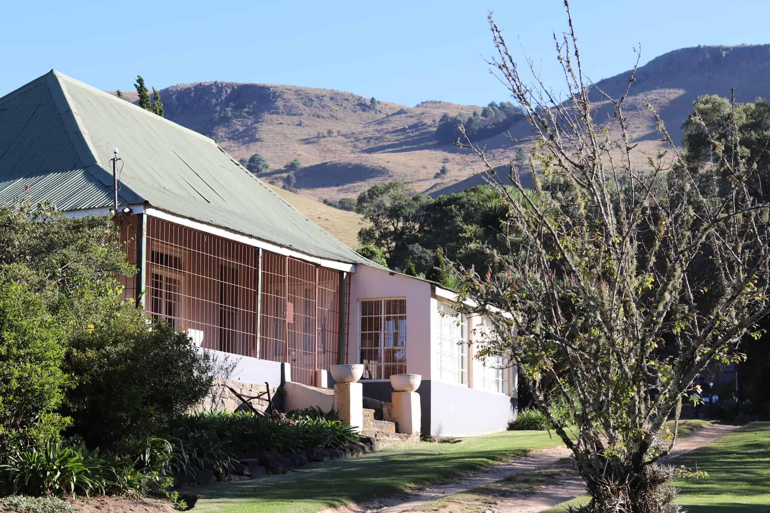Accommodation in Kwazulu Natal Midlands Meander Mount Park